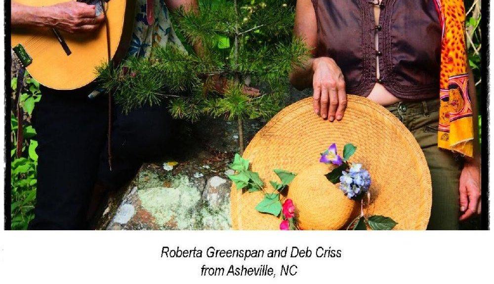 Deb and Roberta